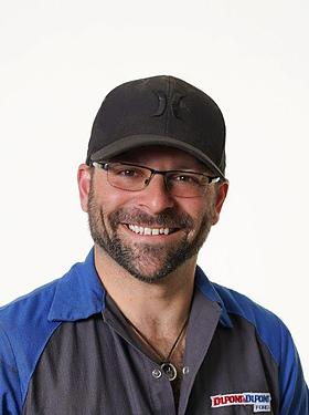 DANIEL CHARLEBOIS : Technician